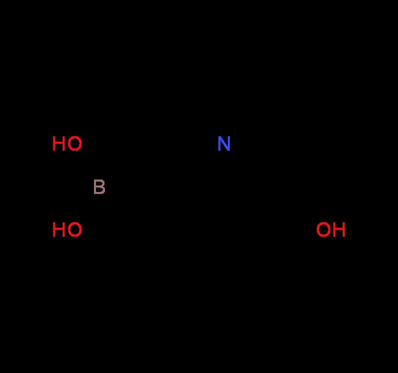 6-(Hydroxymethyl)pyridine-3-boronicacid