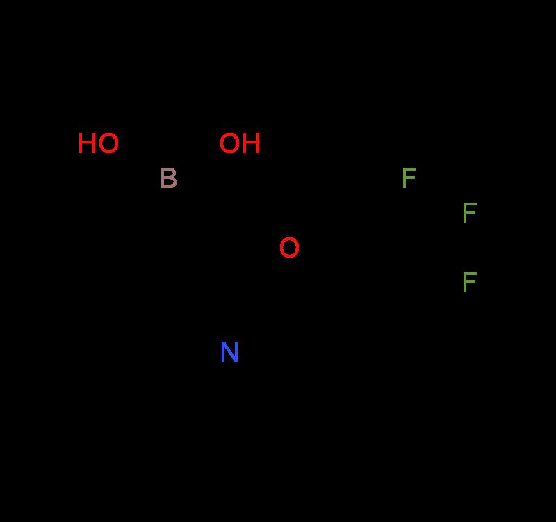 2-(2,2,2-Trifluoroethoxy)pyridine-3-boronicacid