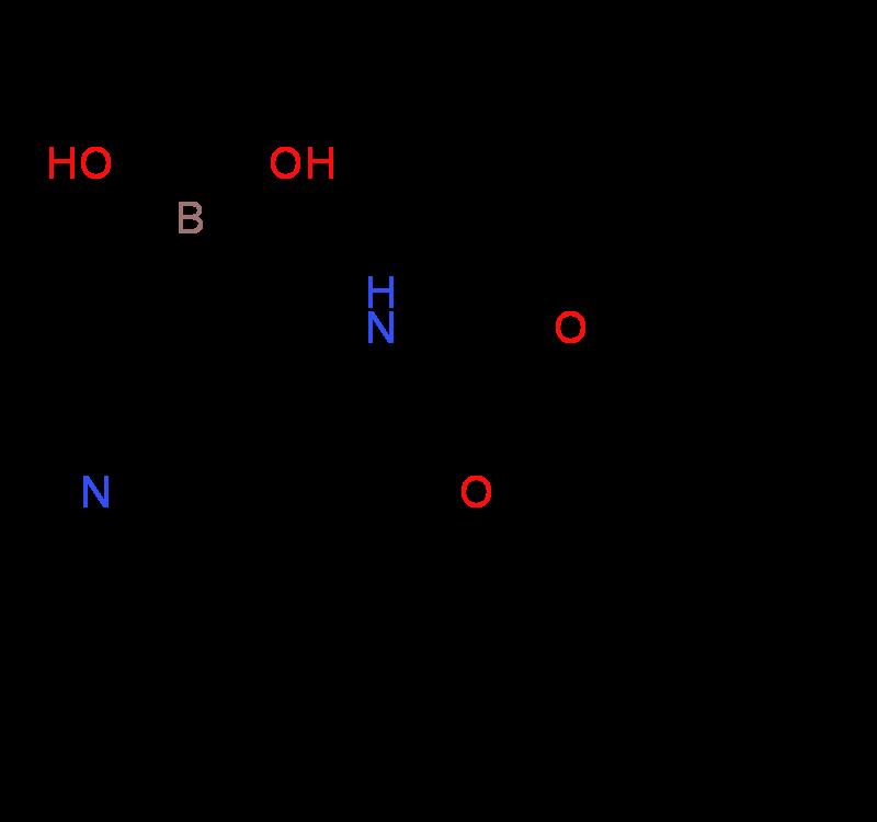 4-[(tert-Butoxycarbonyl)amino]-6-methylpyridine-3-boronicacid