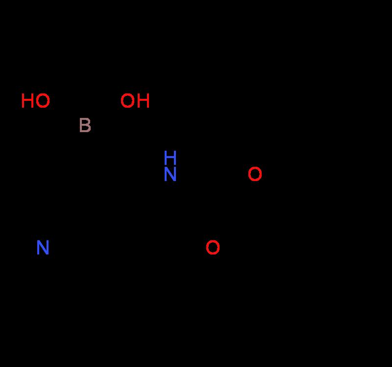 4-[(tert-Butoxycarbonyl)amino]pyridine-3-boronicacid