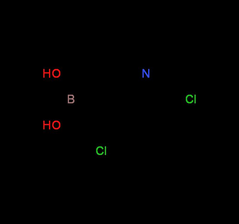 2,4-Dichloropyridine-5-boronicacid