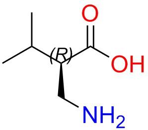 (R)-2-(aminomethyl)-3-methylbutanoicacid