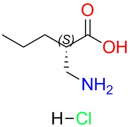 (S)-2-aminomethy-pentanoicacid-HCl