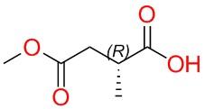(R)-4-Methoxy-2-methyl-4-oxobutanoicacid