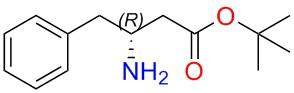 (R)-tert-Butyl3-amino-4-phenylbutanoate