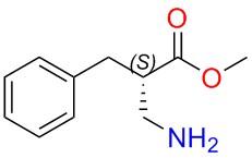 (S)-methyl-3-amino-2-benzylpropanoate